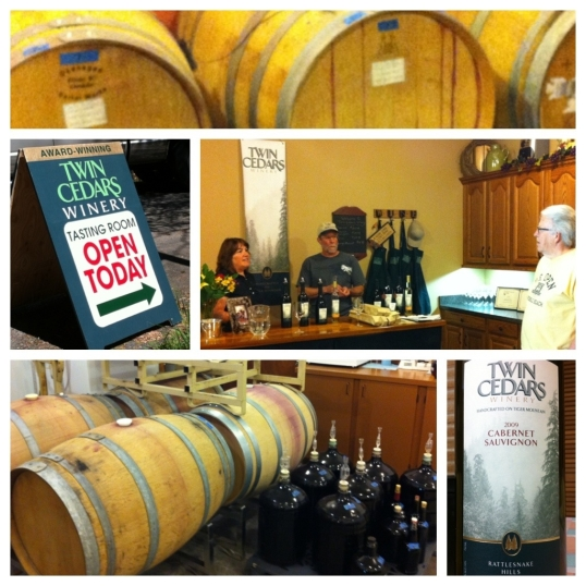 Twin Cedars Winery
